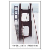 San Francisco Golden Gate Bridge Gifts + T-Shirts
