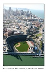 Aerial San Francisco Greeting Cards
