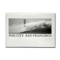 San Francisco Photography Magnets