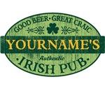 Custon Irish Pub Vintage