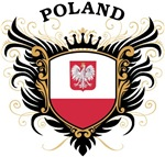 Polish Flag T-shirts & Gifts