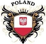 Polish Flag T-shirts & Gifts