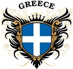 Greek Flag T-shirts & Gifts