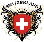 Swiss Flag T-shirts & Gifts