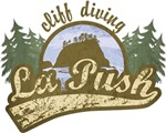 La Push Cliff Diving
