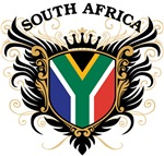 South African Flag T-shirts & Gifts