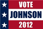 Vote Johnson 2012