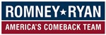 Romney Ryan Comeback Team