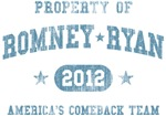 Vintage Property of Romney-Ryan