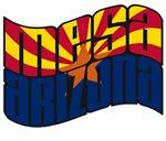 Mesa AZ Flag