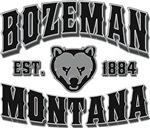 Bozeman Black & Silver