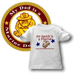 My Dad is a Marine