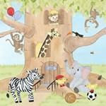 Jungle - Tree - Sports