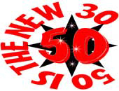 50 Is The New 30 | Trendy Gifts