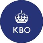 Churchill KBO Navy Blue
