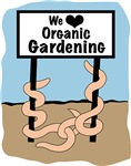 Organic Gardening Gifts and Apparel