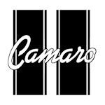 Camaro Racing Stripes