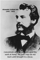 Famous scientist / Inventor: Alexander Graham Bell