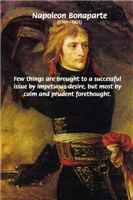 French Revolution: Napoleon Calm Perseverance