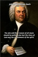 Glory God Music: Baroque Composer J. s. Bach