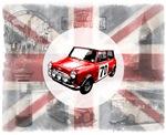 Union Jack, Mini and London Icons