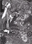 Morella by Harry Clarke