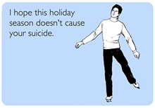 Holiday Season Suicide