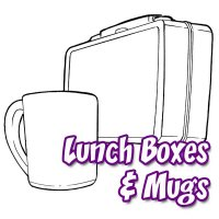 Lunch Boxes & Mugs