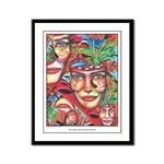 Signature Framed Prints