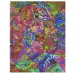 Abstract Art Drawing #P0490