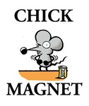 Pearls Before Swine Chick Magnet