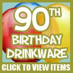 90th Drinkware