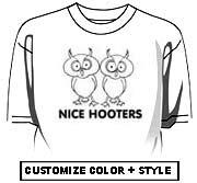 Nice hooters