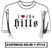 I heart the Hills