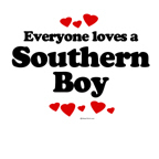 Everyone loves a southern boy