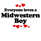 Everyone loves a Midwestern boy