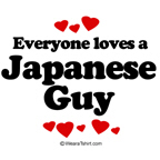 Everyone loves a Japanese guy
