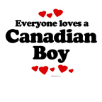 Everyone loves a Canadian boy