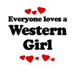 Everyone loves a Western Girl