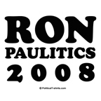 Ron Paulitics 2008