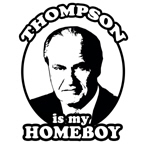 Thompson is my homeboy