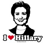 I Heart Hillary Clinton
