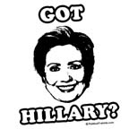 Got Hillary?