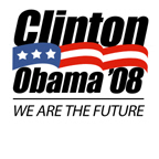 Clinton/Obama '08: We are the future