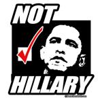 Not Hillary