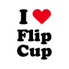 I love flip cup