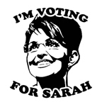 I'm voting for Sarah
