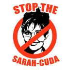 NO PALIN: Stop the Sarahcuda