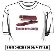 Gimme my stapler