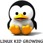 Linux Kid Growing